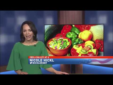 Market brings healthy food to the valley