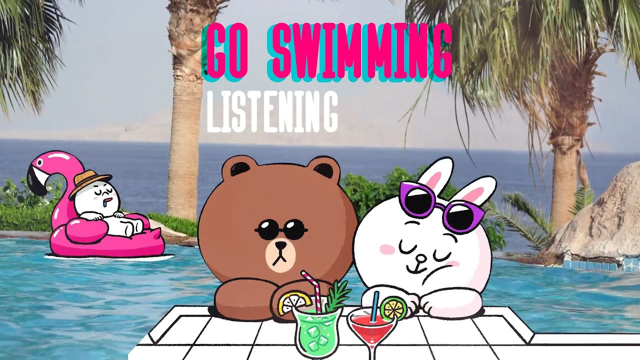 Bài 4: GO SWIMMING – Luyện Nghe Tiếng Anh   Tiếng Anh Mất Gốc