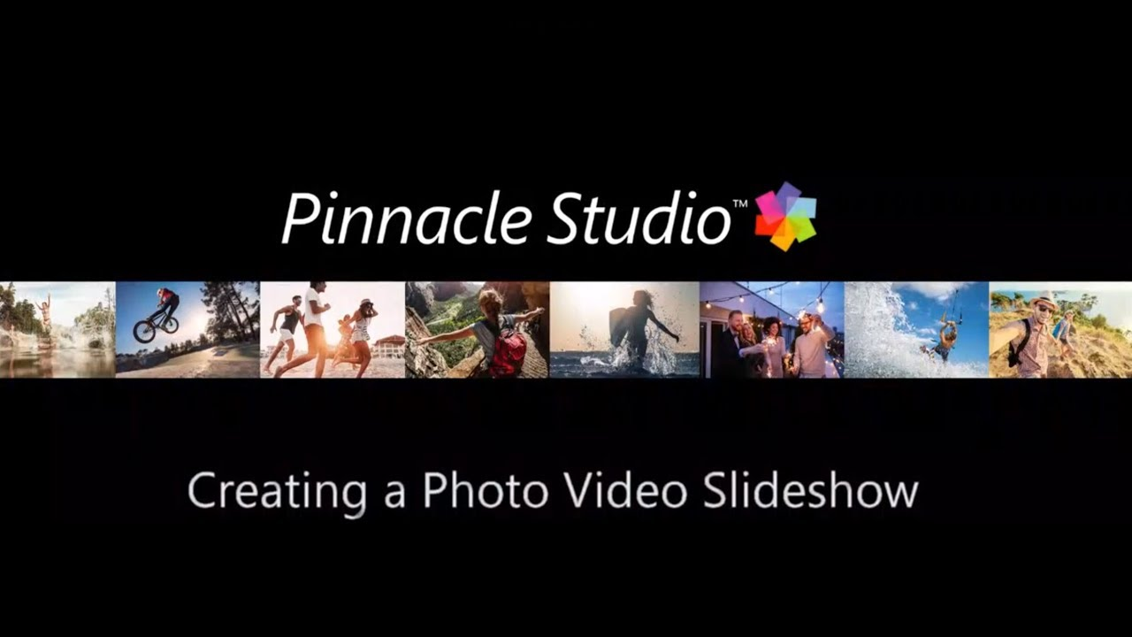 Easy Photo Slideshows with SmartMovie and Montage Templates
