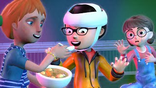 Scary Teacher 3D - Nick Love Tani - (Part 8) Nick Lost Memory - BuzzStar Animation