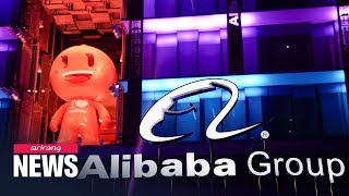 Alibaba says Singles' Day sale…
