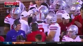 Ohio State vs. Oklahoma 2016 Full Game In 30 Minutes