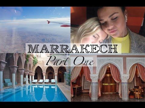 MARRAKECH PART ONE | LA SULTANA | VLOG | PETITESIDEOFSTYLE