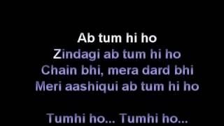 Tum Hi Ho, karaoke