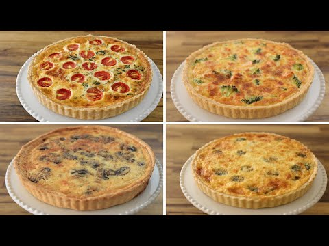how-to-make-a-quiche-–-4-easy-recipes