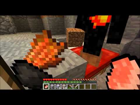 Minecraft: Industrial War: Part 1