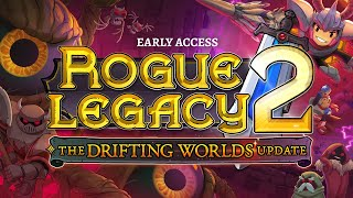 Rogue Legacy 2 - Drifting Worlds Update