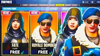 HOW TO GET THE NEW *FATE* SKIN FOR FREE IN FORTNITE BATTLE ROYALE