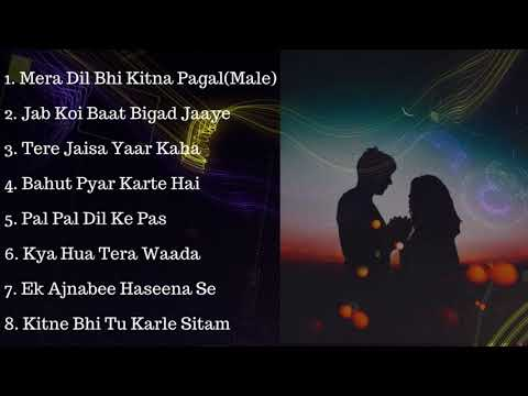 Romantic Jukebox |  Old Hindi Unplugged Songs | Old Bollywood Unplugged Songs