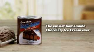 Eagle Brand® - Easiest Homemade Chocolate Ice Cream Ever
