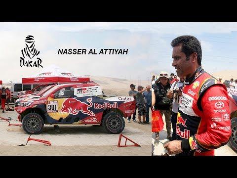 DAKAR 2018 / NASSER AL ATTIYAH Y EL TEAM TOYOTA