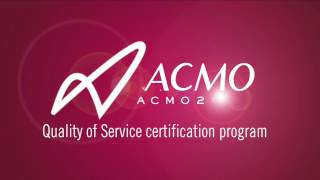 ACMO -  proud to be certified