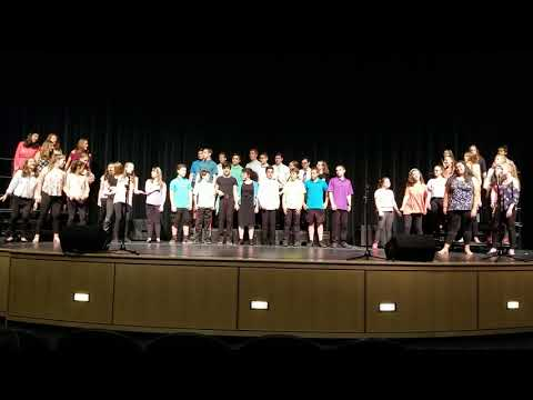 This Is Me- North Reading Middle School chorus
