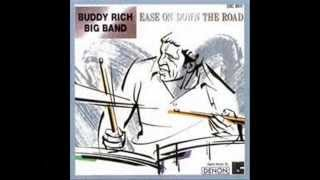 "9. ""Tommy Medley"" Buddy Rich Big Band/Ease On Down the Road"