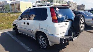 Mitsubishi RVR 1997 1.8 л / 140 л.с.