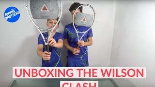 UNBOXING - Unreleased Wilson Racket! - Wilson Clash out in 2019!