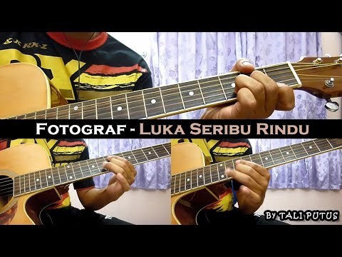 Fotograf - Luka Seribu Rindu (Instrumental/Full Acoustic/Guitar Cover)