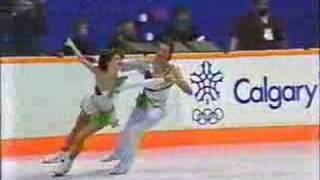 Repeat youtube video Klimova and Ponomarenko 1988 Olympics free dance