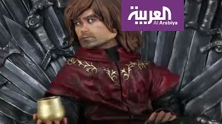مخبز في دبي يحتفل بالموسم الجديد من مسلسل صراع العروش