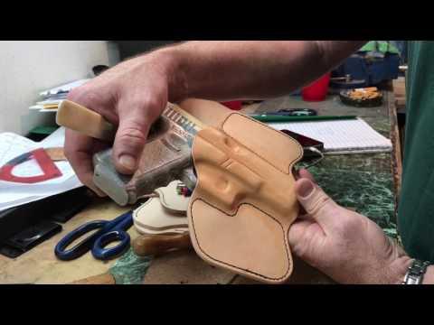A little Final detail holster molding