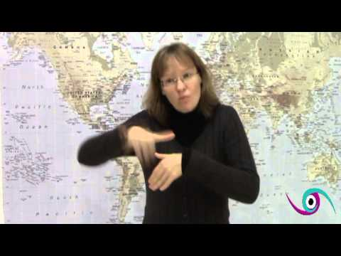 Sign language Planning and policy
