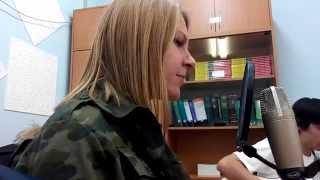 Елизавета Луканина и Руслан Багиров Гитара -  Заметался Пожар Голубой