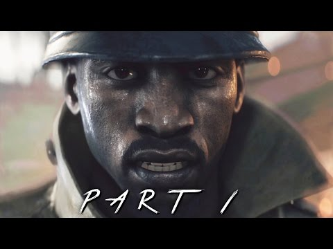 Thumbnail: BATTLEFIELD 1 Walkthrough Gameplay Part 1 - Survive (BF1 Campaign)