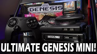 The BEST Sega Genesis Mini IN THE WORLD!