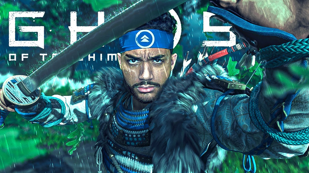 Ghost Of Tsushima Except EVERYTHING Goes Wrong