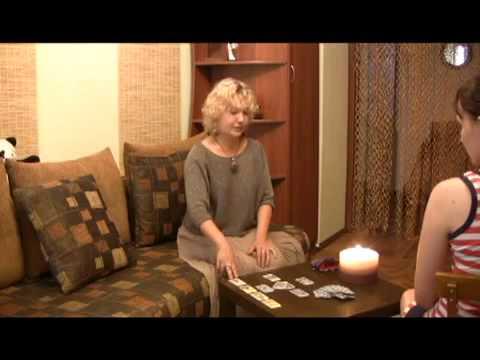"""Алёна Солодилова - расклад таро """"Кельтский крест"""" - пример консультации"""