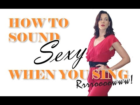 How To Sound Sexy When You Sing ('My Funny Valentine' sung by Alice Fredenham breakdown)