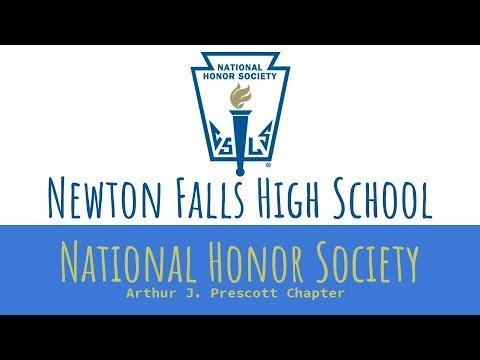 Newton Falls High School - NHS 2018-2019