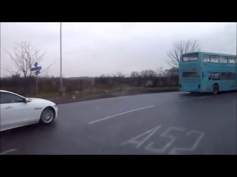 Hgv Driver Drinks too much coffee