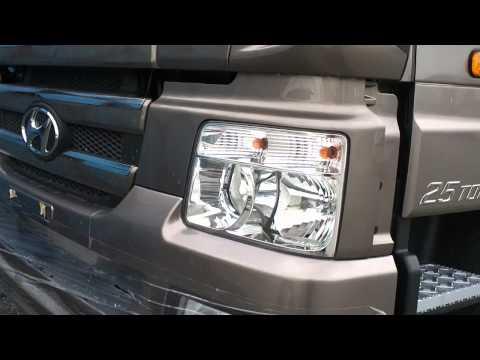 new Hyundai Trago 25t Cargo Truck