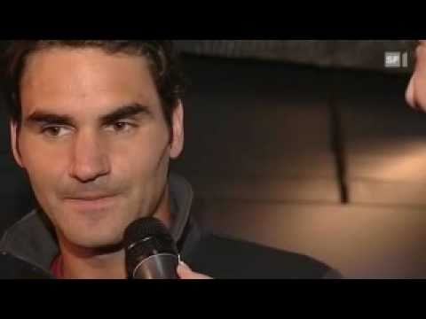 "Roger Federer and Rafael Nadal 2010 Zurich ""Match for Africa"" Post Charity Match Review"