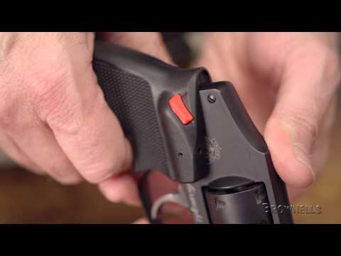Crimson Trace Defender Series Laser Sights