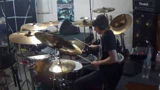 Korn - Right Now ╬ Drum Cover