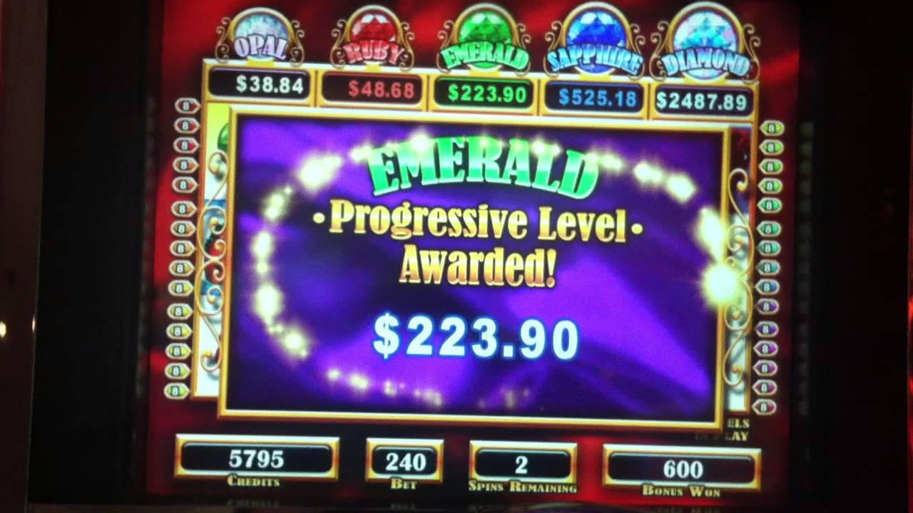 play of luxury slot machine
