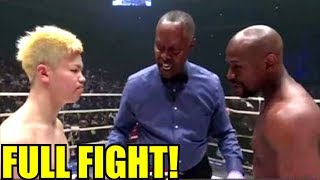 Floyd Mayweather Knocks Out Tenshin Nasukawa in 2 Minutes RIZIN 14  Full Fight