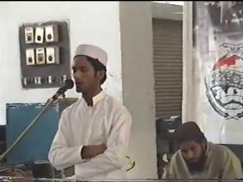 Hai yehi arzoo hai yehi iltaja Mustafa Mustafa by Waqas Hanif