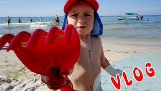 видео На море с малышом. Как выбрать тур. Пример из личного опыта
