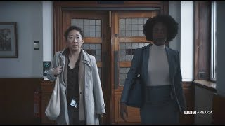 The Assistant   Killing Eve   New Series Premieres Sunday, April 8 @ 8/7c on BBC America