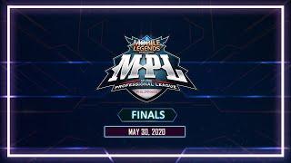 LIVE: Mobile Legends: Bang Bang Professional League-Philippines Season 5 | Finals | May 30, 2020