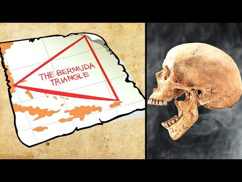 Strange Mystery Behind Bermuda Triangle and Ghosts | Amazing Facts By HooplaKidz Lab