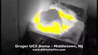 Drager UCF Thermal Imaging Camera Demo in Middletown NJ