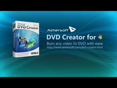 DVD Creator - Best DVD Maker to Convert Video to DVD | Aimersoft ...
