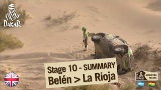 Dakar 2016 odc 10