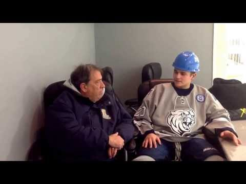 Jason Healey Post Game After 3-1 Win Over Suffolk