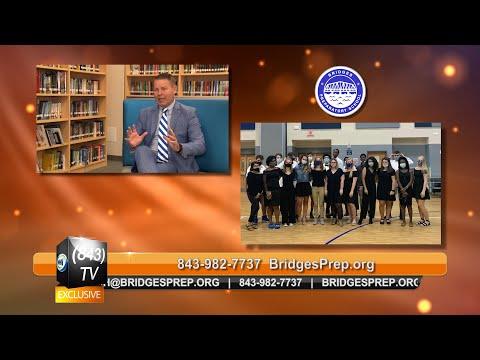 843TV | Gary McCulloch: Reopening Bridges Preparatory School | November 2020 | WHHITV