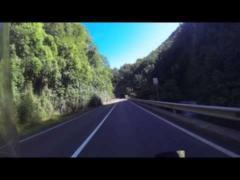 6 Driving from Bolzano and north through the Alps